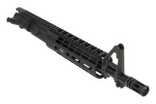 Aero Precision M4E1 Enhanced Barreled Upper Receiver features a 10.5 inch barrel with front sight base