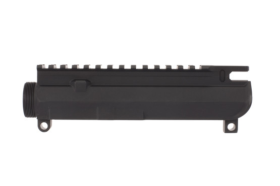 The Aero Precision M4E1 Stripped AR upper receiver is compatible with Mil-Spec parts