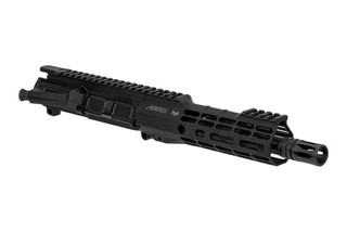 The Aero Precision M4E1 threaded .300 Blackout barreled upper receiver group features an 8 inch barrel