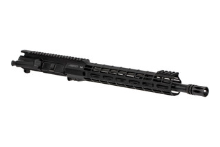 The Aero Precision M4E1 Threaded Barreled Upper receiver features the ATLAS S-ONE handguard