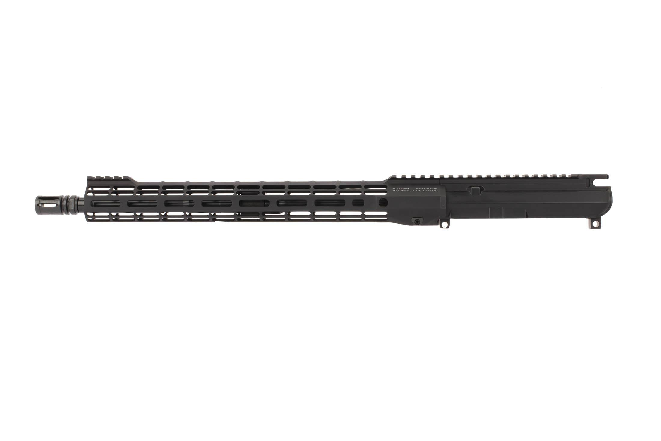 Aero Precision 16in 5.56 NATO Enhanced M4E1 AR-15 barreled uppper with 15in ATLAS S-ONE M-LOK rail