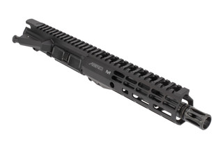 Aero Precision M4E1 Threaded AR-15 barreled upper receiver features a 7.5 inch 556 barrel