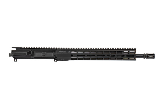 The Aero Precision M4E1 Threaded AR15 barreled upper receiver group features a mid-length gas system