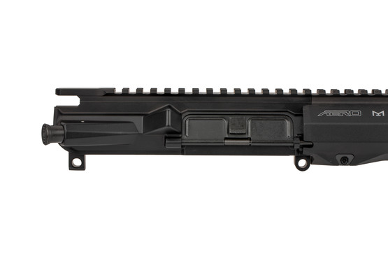The Aero Precision M4E1 Threaded Upper is forged from 7075-T6 aluminum