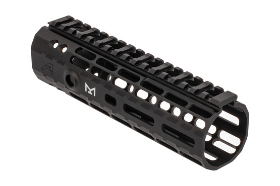 Aero Precision Enhanced Handguard Gen 2 features a black anodized finish