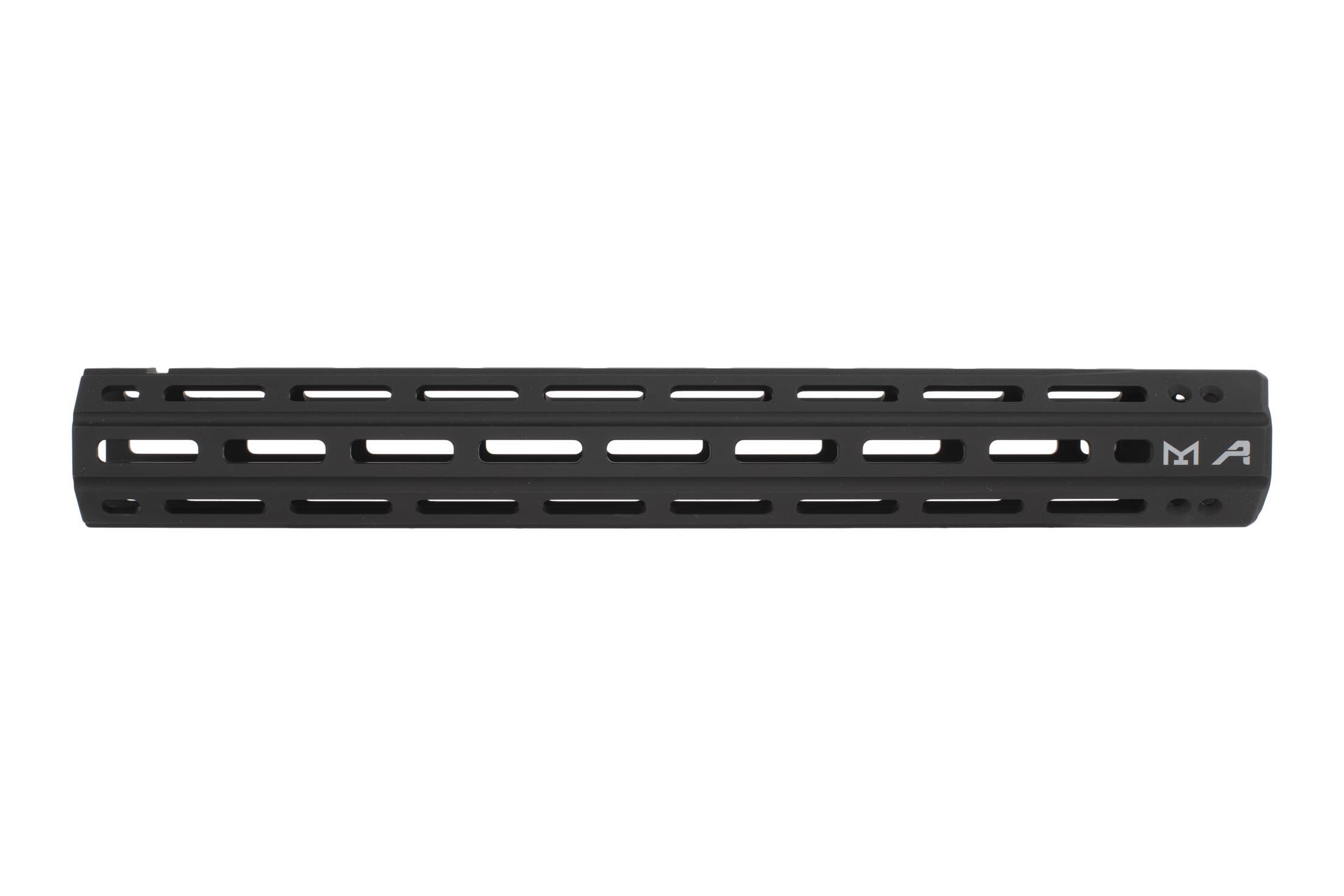 Aero Precision 15 inch free float Quantum handguard accepts your favorite M-LOK accessories