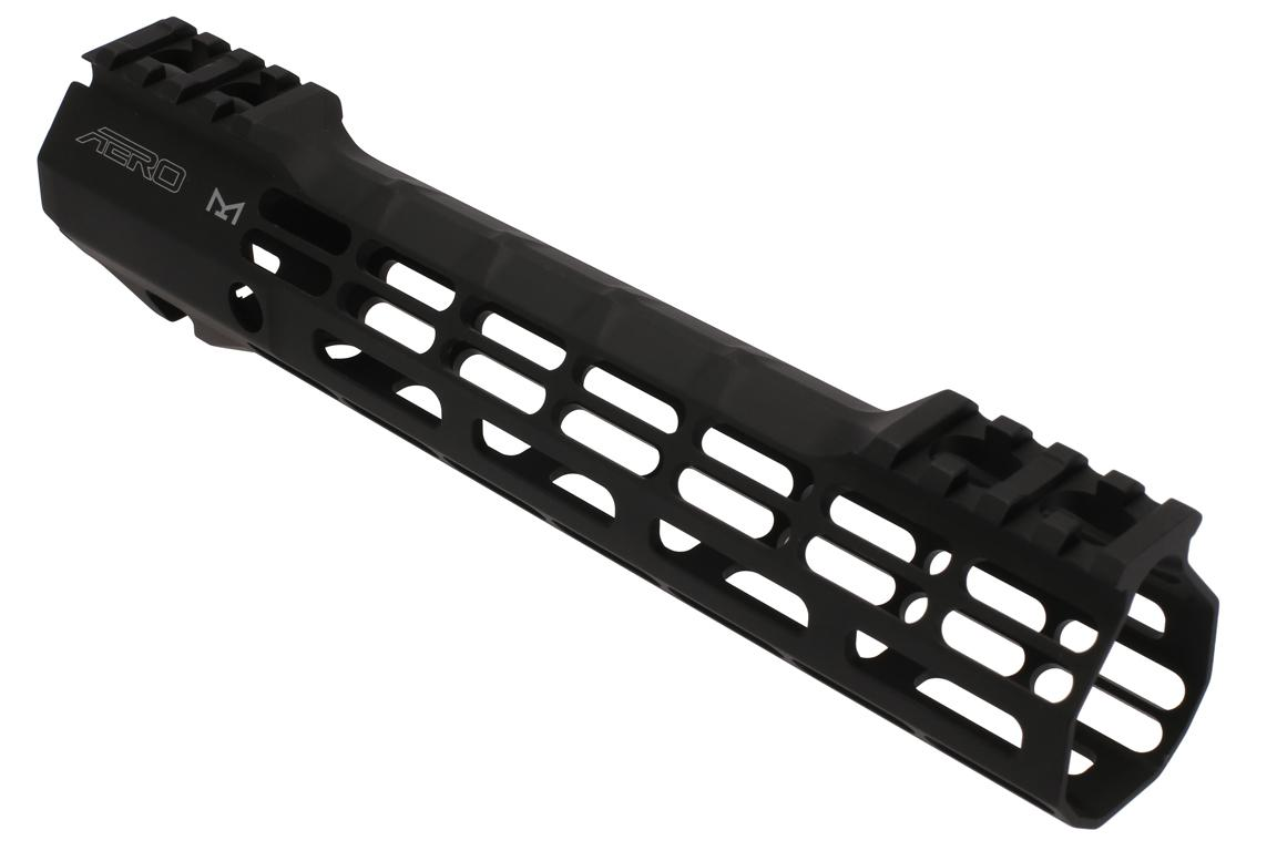 The Aero Precision 9 inch ATLAS S-ONE Handguard features M-LOK attachment slots