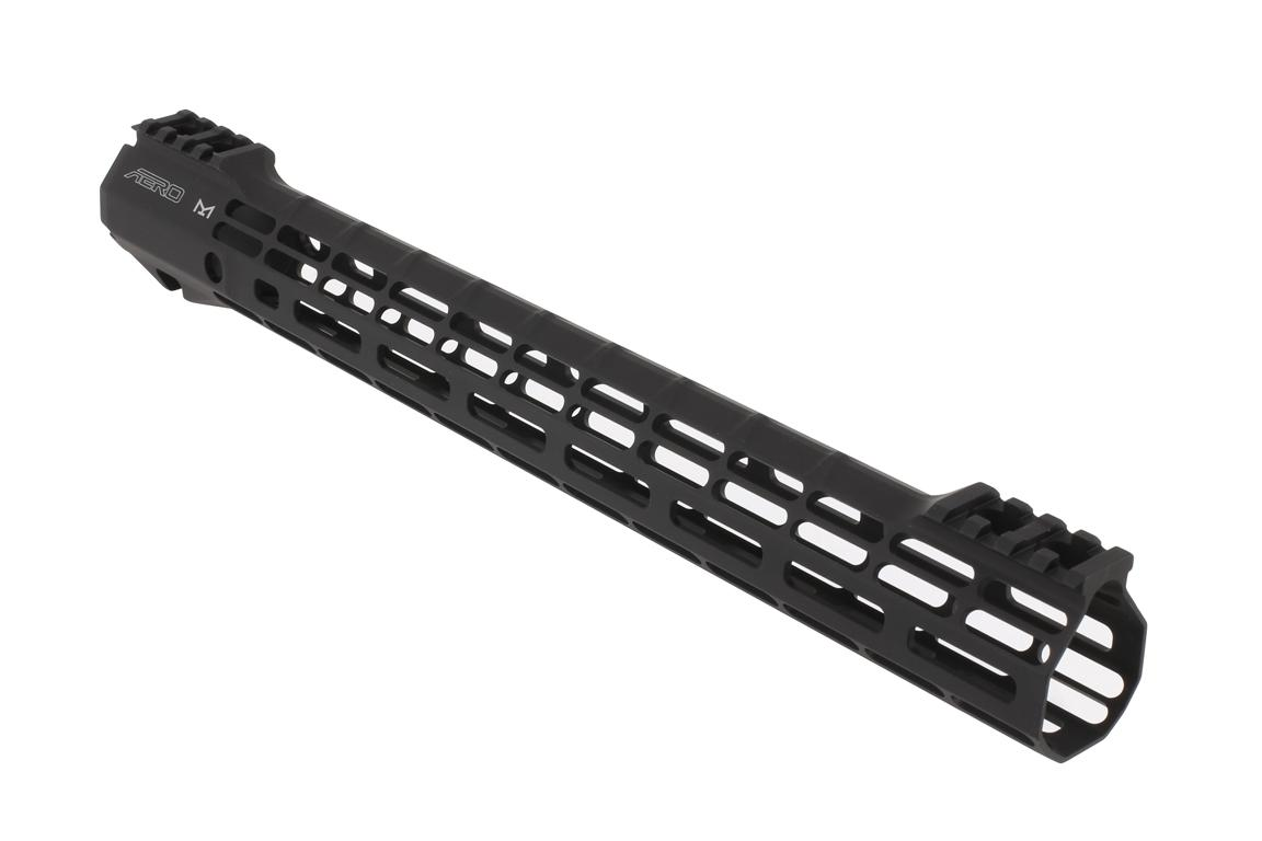 The Aero Precision ATLAS S-ONE handguard 15 inch is a lightweight and slim profile