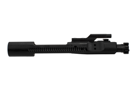 Aero Precision complete M16 bolt carrier group with phosphate finish is machined from high strength 8620 steel