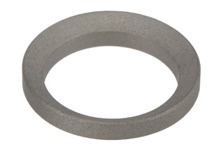 Aero Precision's caliber crush washer has a durable stainless-steel finish