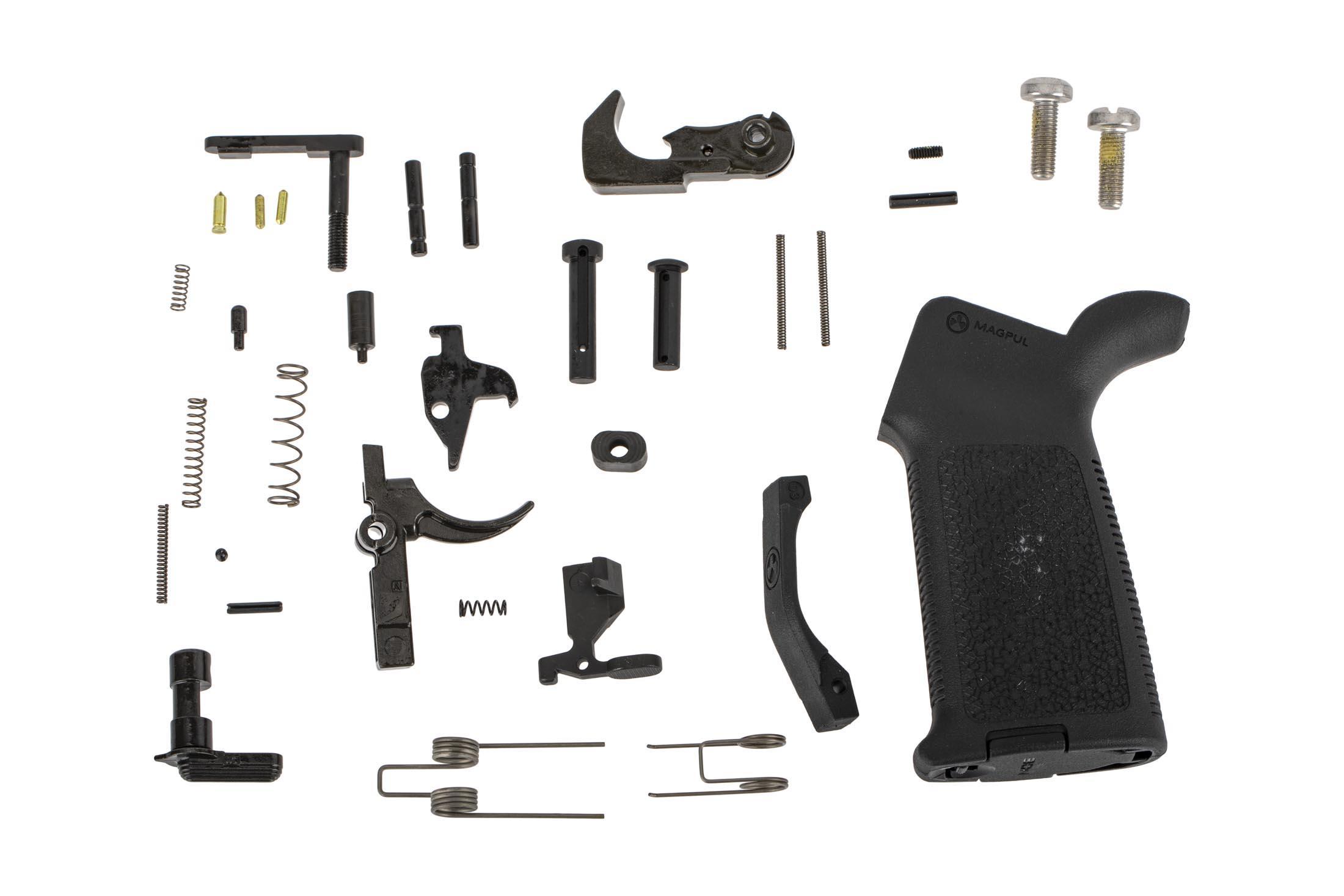 Aero Precision AR-15 MOE Complete Lower Parts Kit