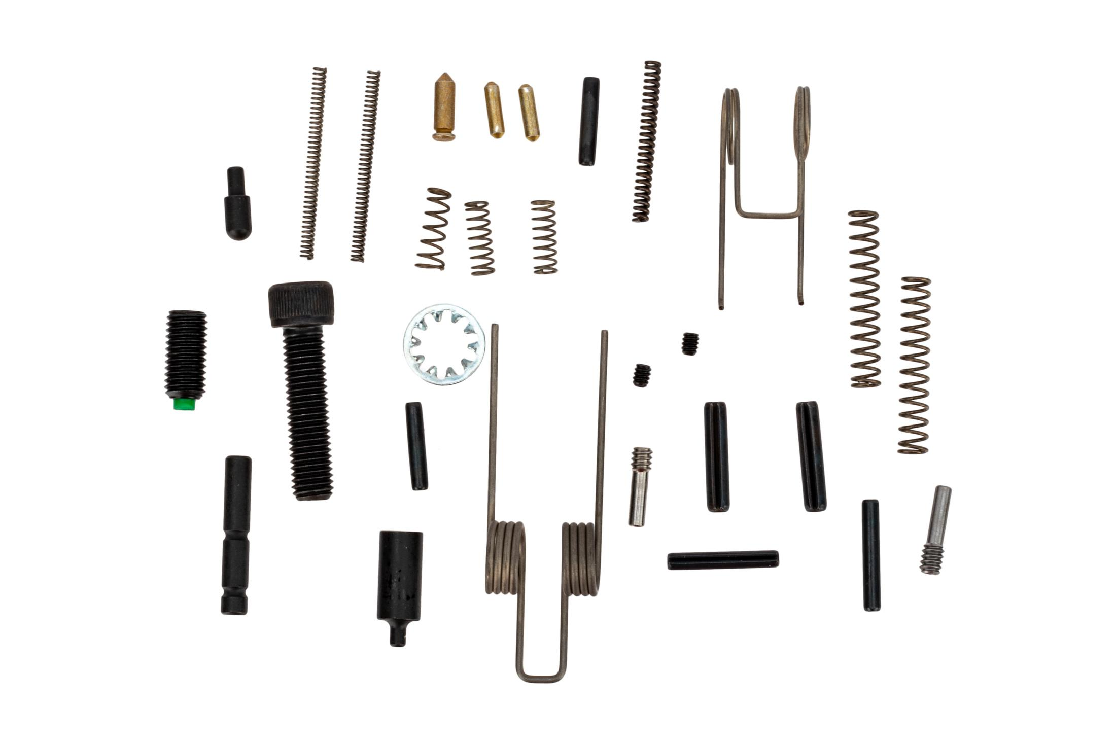 Aero Precision AR10 Field Repair Kit comes with everything to keep your rifle running at the range