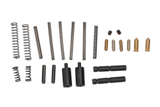Aero Precision AR15 AR10 Fix It Kit comes with a variety of spare detents and springs