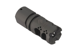 The VG6 Precision Gamma 556 EX High Performance Muzzle Brake helps to eliminate recoil and muzzle climb