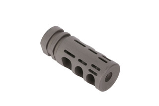 VG6 Precision Gamma 65 Muzzle Brake - 5/8x24 Bead Blasted Stainless Steel