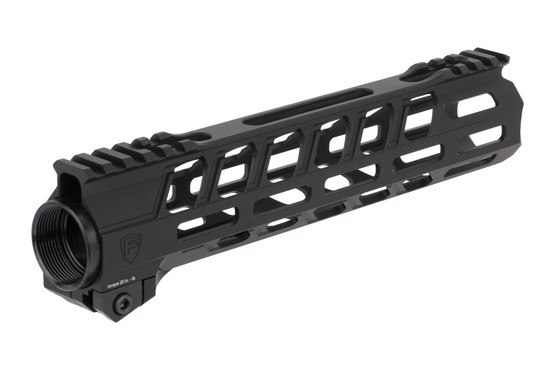 Fortis Manufacturing 9.6in Mod 2 SWITCH handguard features a unique quick change lever for quick removal