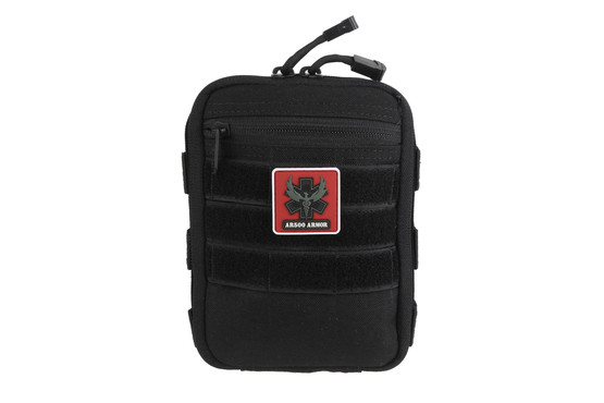AR500 Armor Tactical EPIK (IFAK) Kit - Black