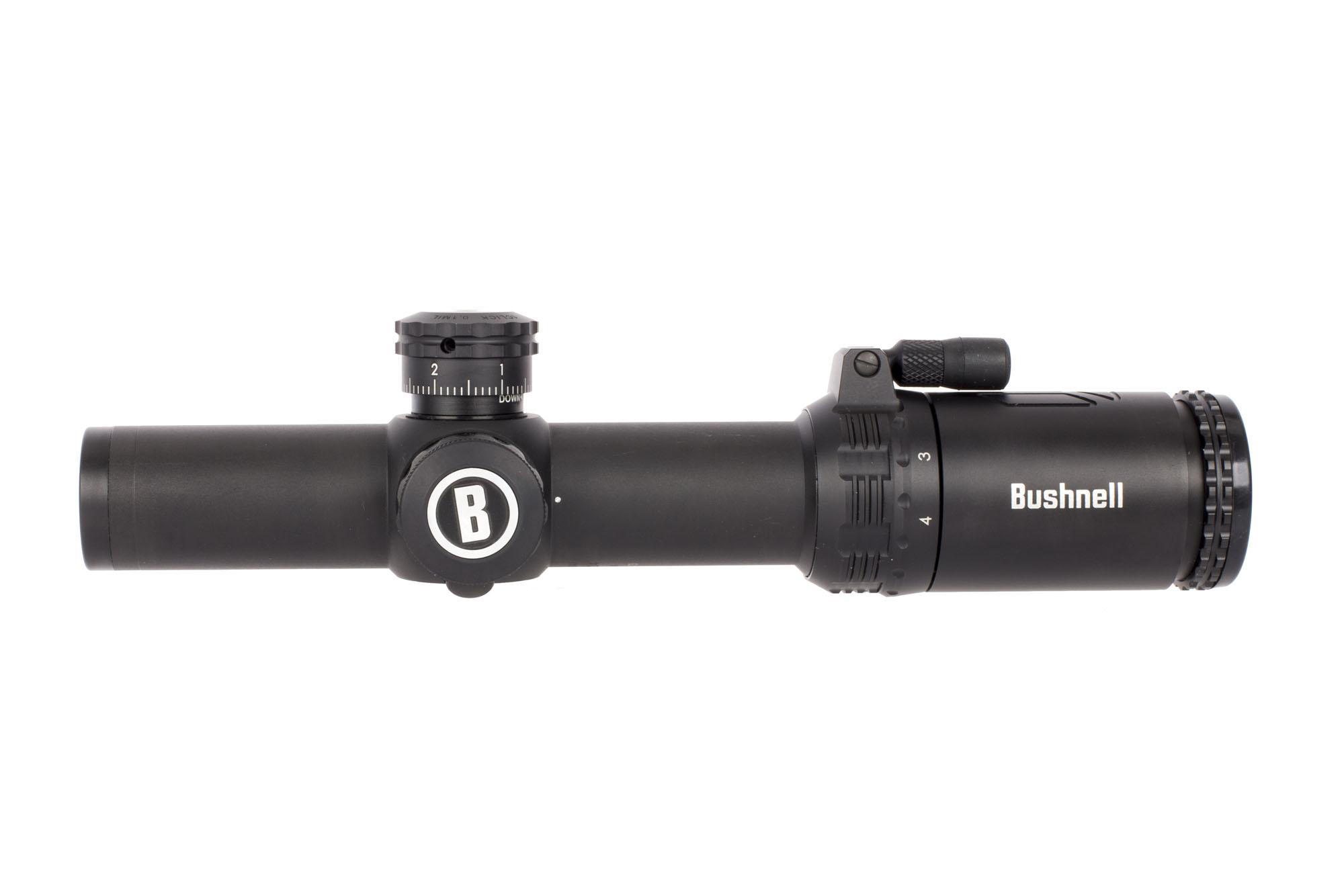 Bushnell AR Optics 1-4x24mm FFP Rifle Scope - Illuminated BTR-1 Reticle