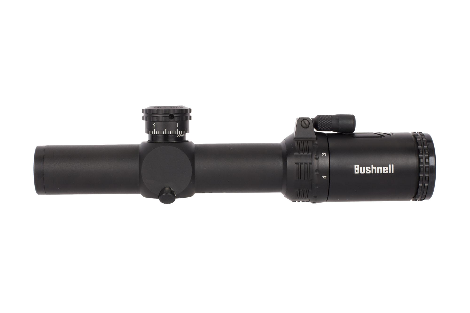 Bushnell AR Optics 1-4x24mm Rifle Scope - Drop Zone 223 Reticle