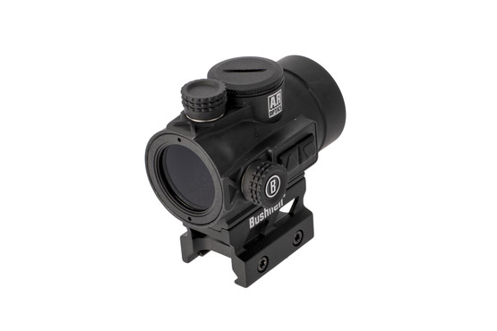 Bushnell AR Optics 1x25mm TRS26 has a larger main tube with wide field of view for fast target acquisition