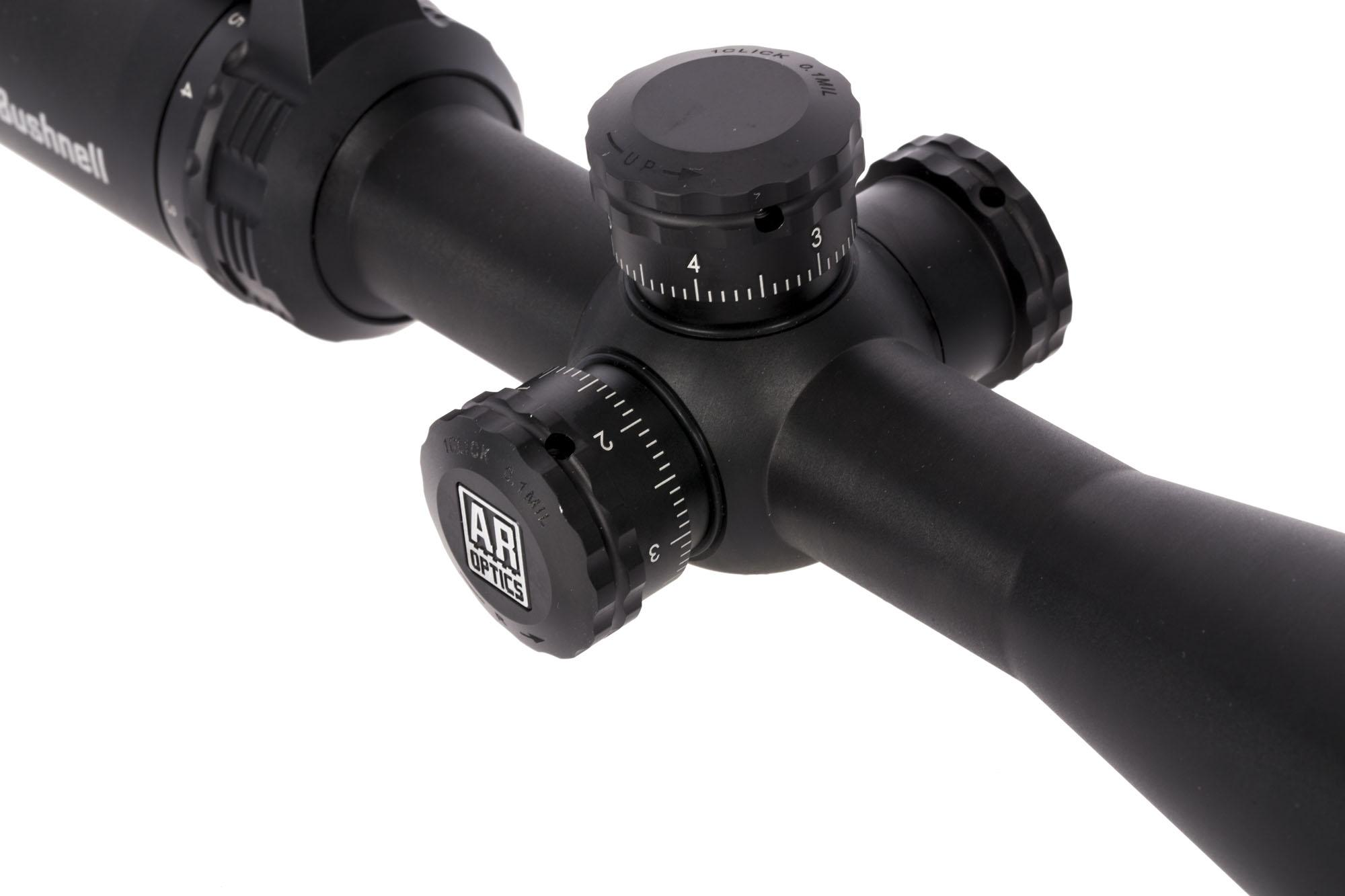 Bushnell AR Optics 3-12x40mm Rifle Scope - Drop Zone 223 Reticle