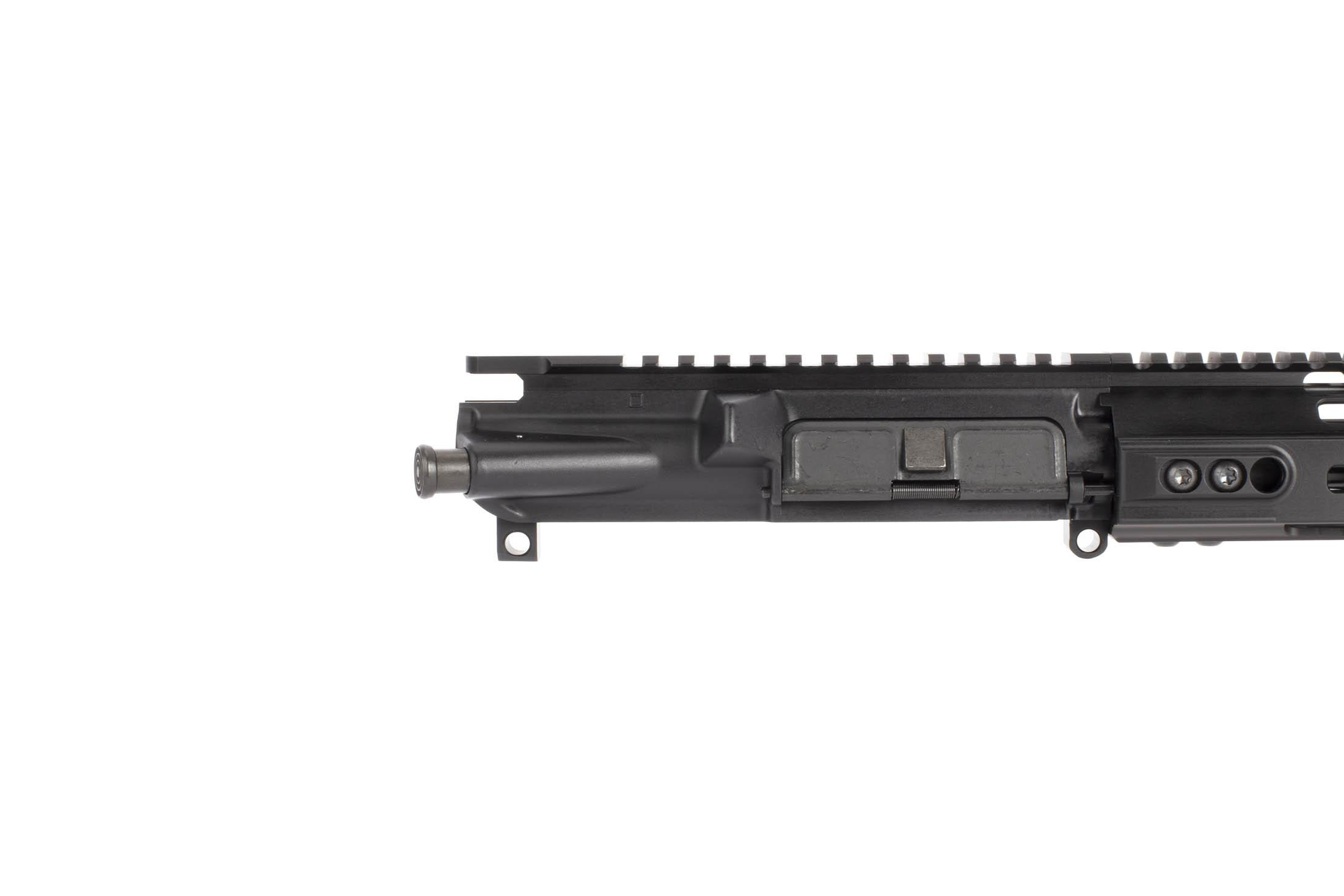 The Kdg exclusive ar15 complete barreled upper receiver comes with dust cover and forward assist