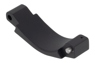 The B5 Systems Aluminum enlarged trigger guard features a black anodized finish