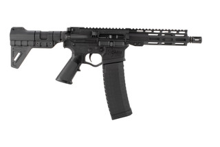ATI Omni Hybrid Maxx AR15 Pistol features a polymer lower and upper receiver