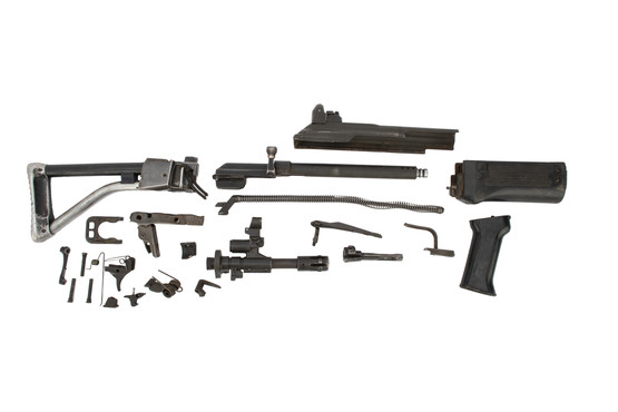Galil SAR SBR parts kit comes with everything except receiver and barrel