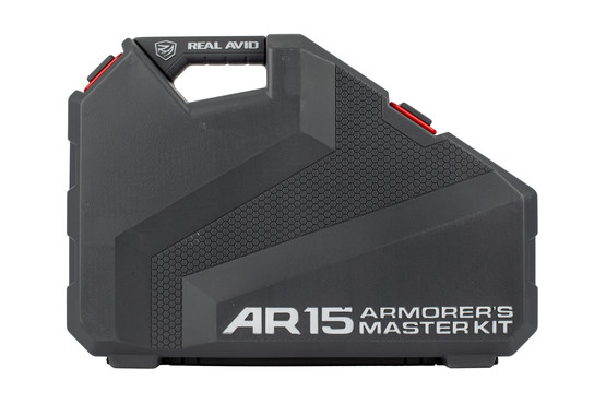 Real Avid Armorer's Master Tool Kit for the AR-15 contains all the punches, wrenches, blocks, and more to assemble, maintain, and upgrade an AR-15