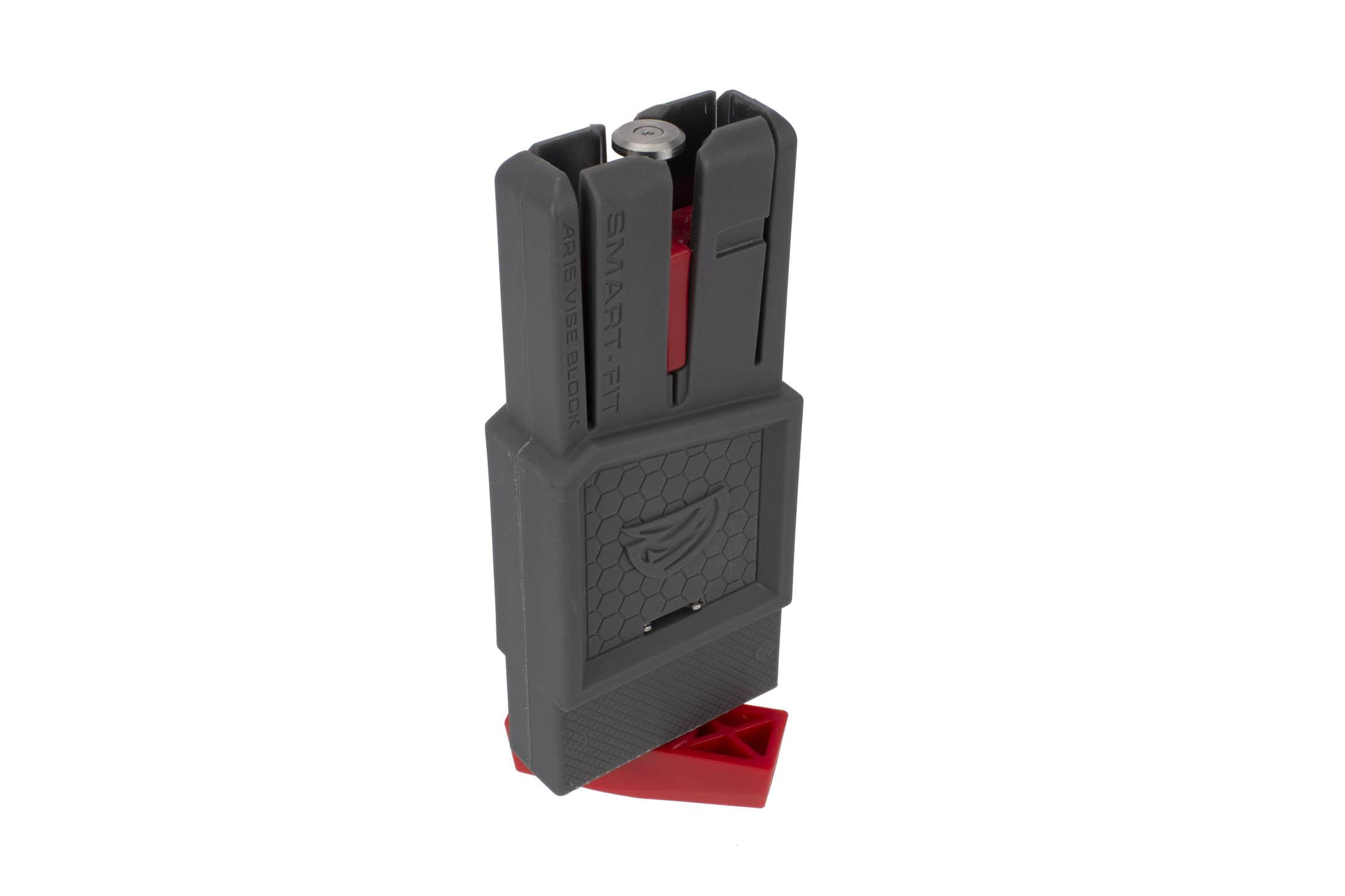 The Real Avid Smart-Fit AR-15 Vise Block is compatible with AR-15 pattern rifles and pistols