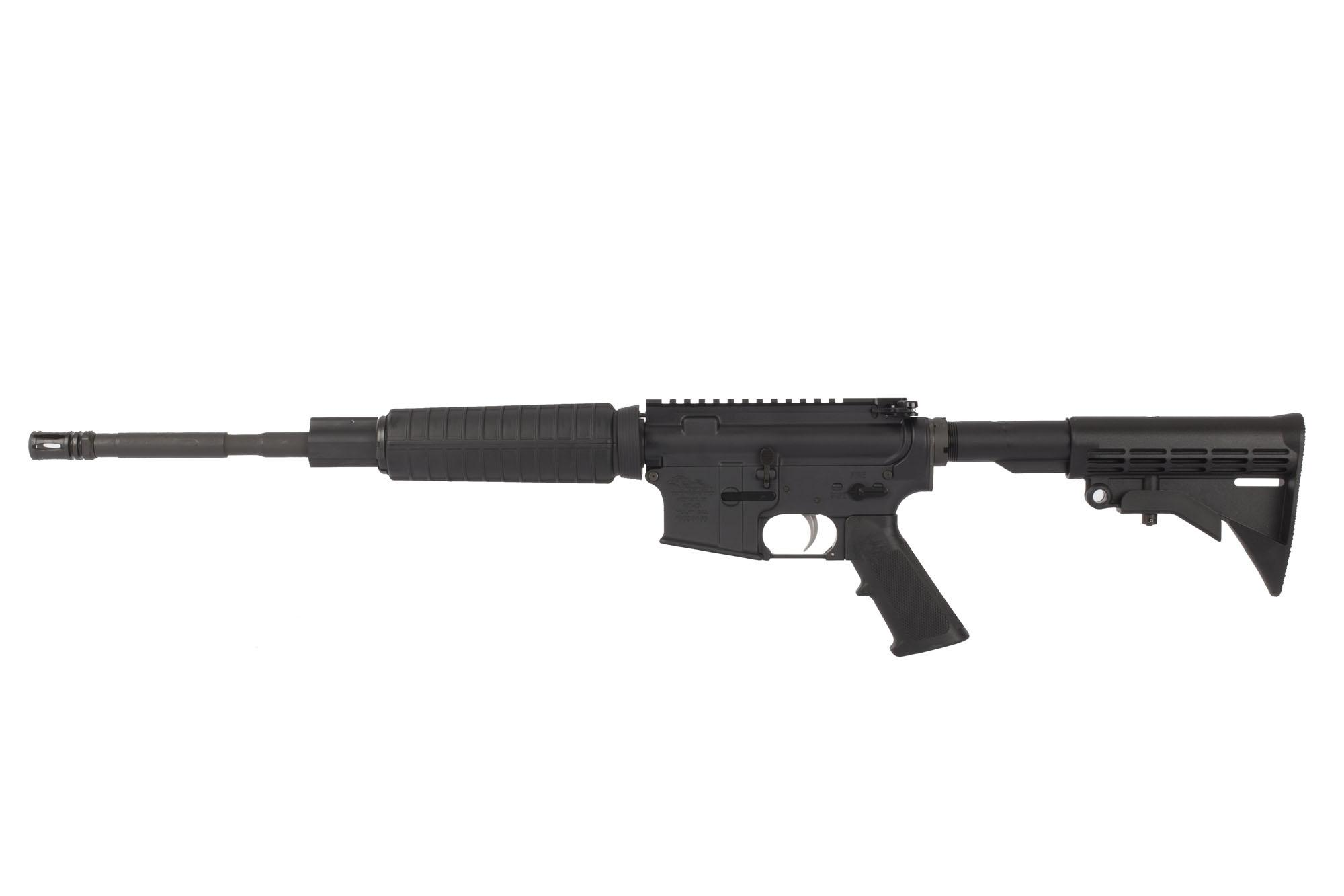 Anderson Manufacturing AM15-BR 16 5.56 NATO 1:8 M4 Carbine Length Rifle