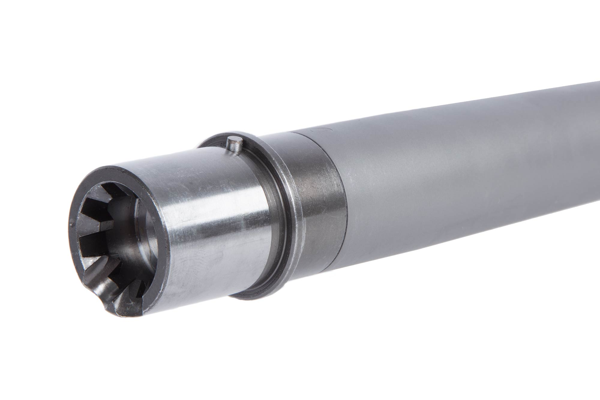 Ballistic Advantage AR-10 20 308, 1:10 Twist Rate, Rifle Gas System Barrel- 5/8x24, Stainless Matte Finish
