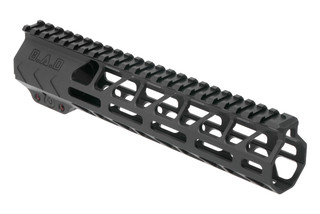 Battle Arms Development Workhorse AR15 handguard 9.5 features a scalloped picatinny top rail