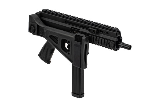 B&T APC 45 Pro comes with an SBA3 folding arm brace