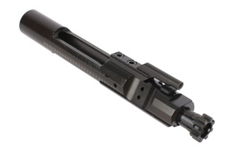 The Bear Creek Arsenal 6.5 Grendel Type II bolt carrier group features a black Nitride finish