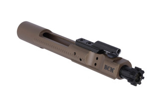 Bravo Company AR-15 bolt carrier group featuring durable IonBond FDE finish for easy cleaning and reduced friction