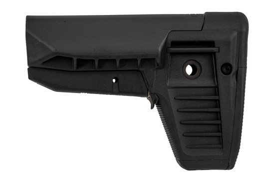 Bravo Company Manufacturing BCM Gunfighter Sopmod stock Mod 1 Black features QD sling slots