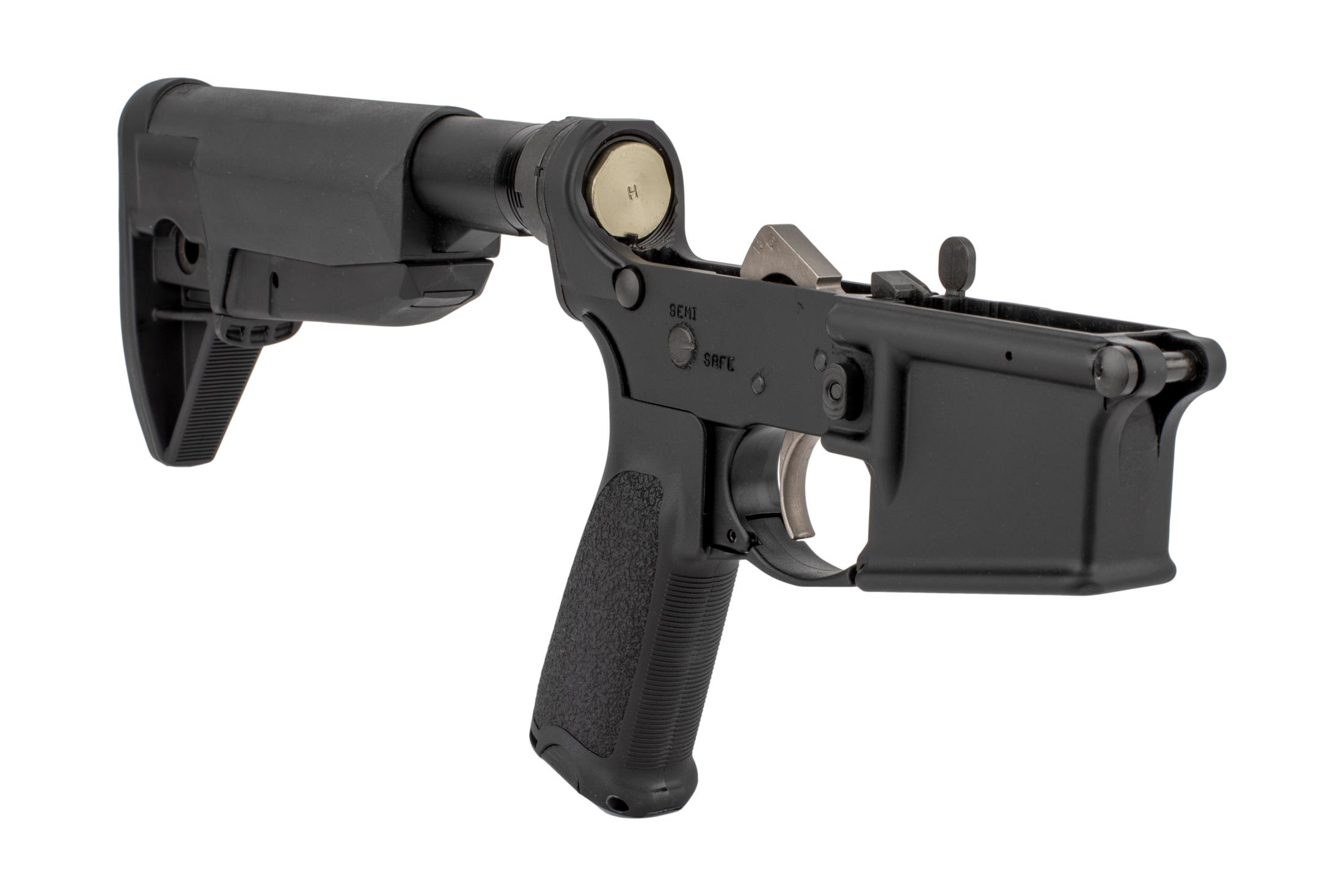 Bravo Company Manufacturing Complete Lower Receiver Assembly