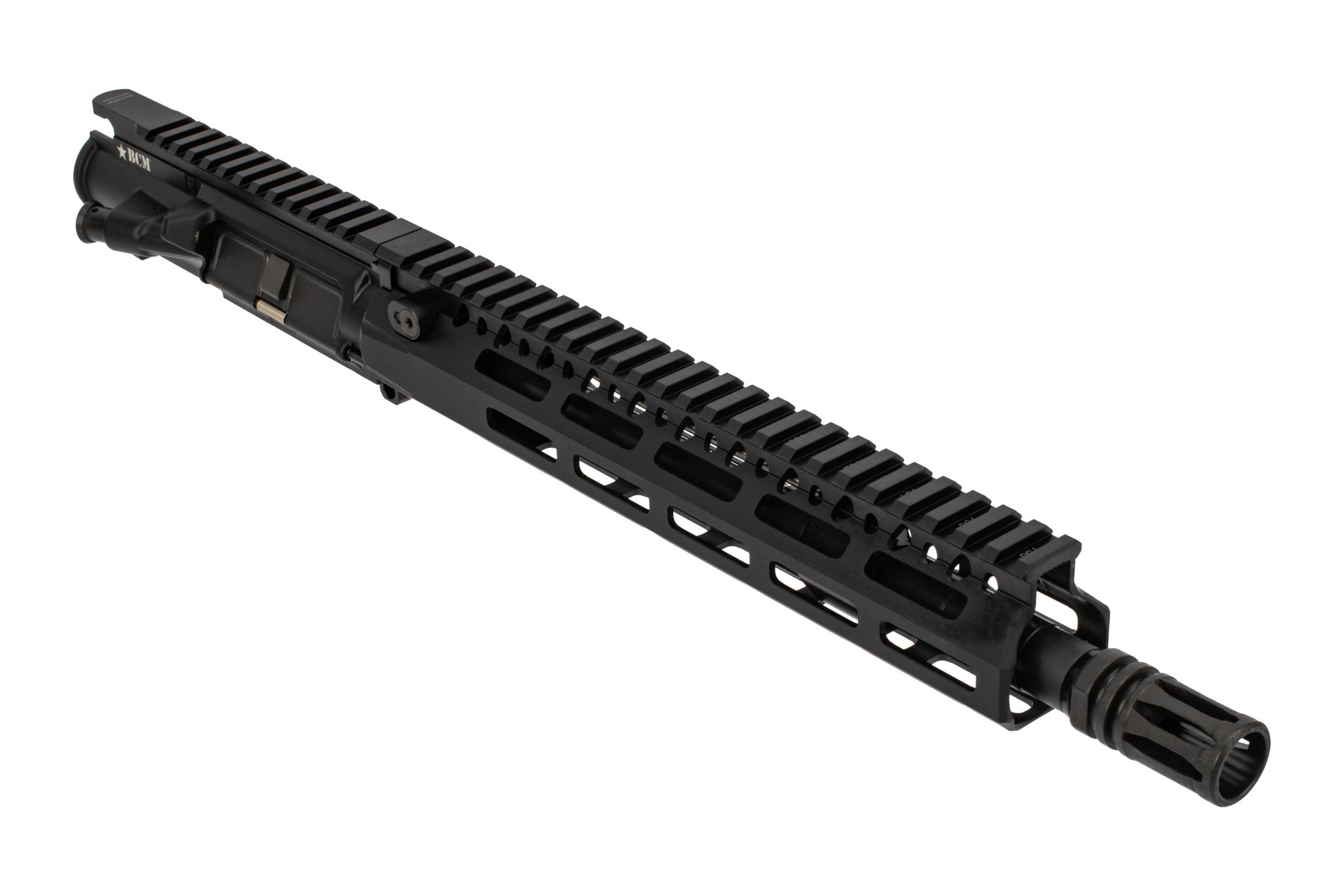 Bravo Company Manufacturing MK2 BFH Barreled upper features a cold hammer forged 5.56 barrel