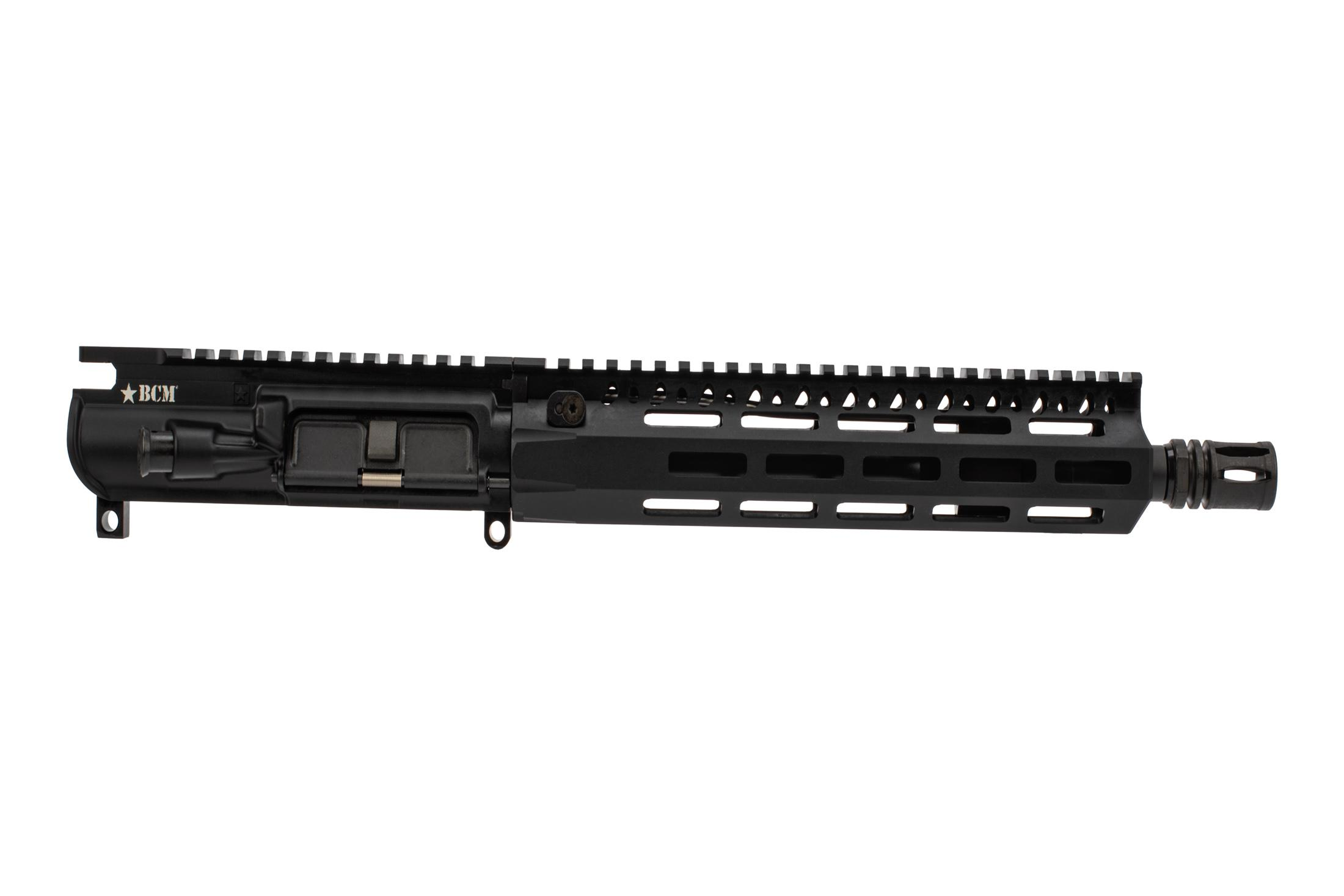 Bravo Company USA MK2 BFH Carbine Barreled upper receiver 11.5 features the MCMR handguard