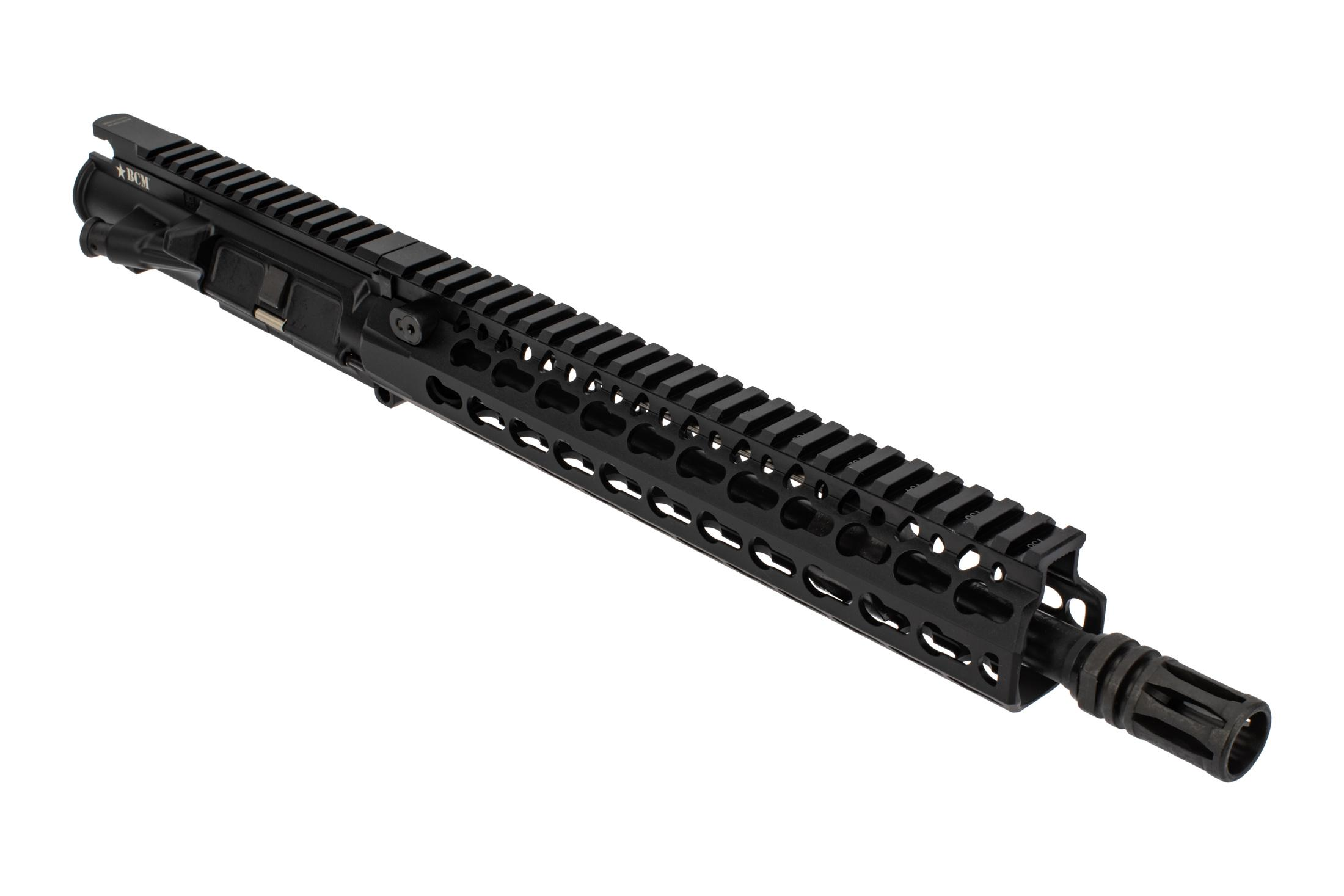 Bravo Company Manufacturing MK2 Enhanced Lightweight barreled upper with KMR handguard and 11.5 inch barrel