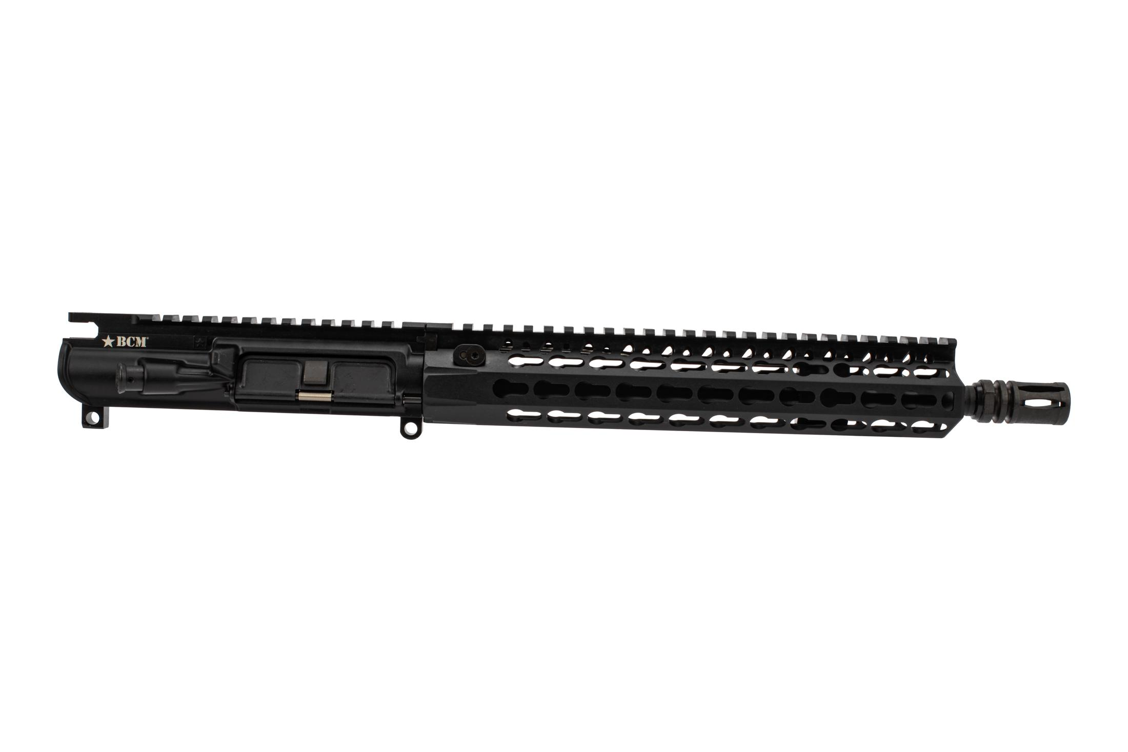 Bravo Company USA MK2 Enhanced Lightweight barreled AR15 upper is chambered in 5.56 NATO