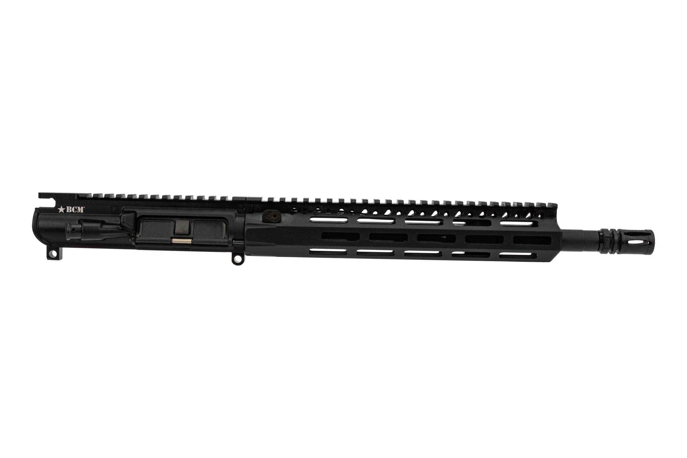 Bravo Company USA MK2 Carbine barreled Upper Receiver with MCMR handguard features M-LOK slots
