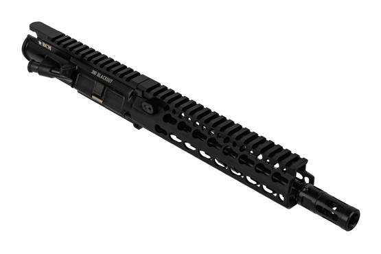 Bravo Company Manufacturing MK2 300 Blackout barreled upper receiver features a 9 inch barrel