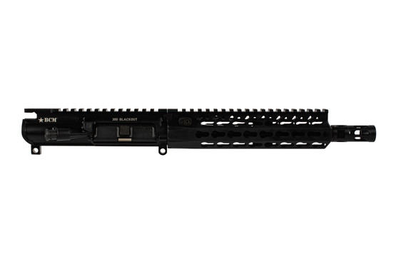 BCM MK2 300 BLK Upper Receiver features the KMR Keymod free float handguard