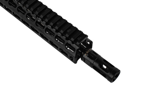 Bravo Company MK2 .300 Blackout barreled upper receiver features the Mod 1 compensator