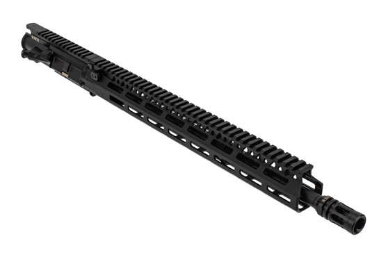 Bravo Company Manufacturing MK2 BFH Enhanced Lightweight Barreled Upper features the MCMR 15 inch handguard