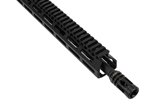 BCM MK2 BFH barreled upper receiver features an A2 flash hider