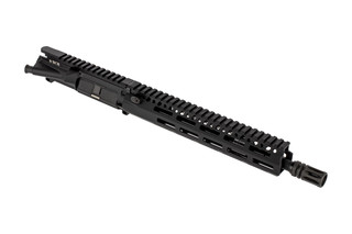 The Bravo Company Manufacturing 5.56 enhanced lightweight barreled upper receiver features an 11.5 inch barrel